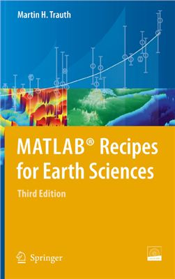 Trauth M.H., MATLAB® Recipes for Earth Sciences, Third edition