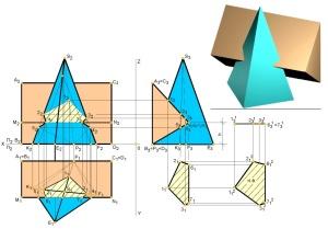 Геометрические изображения для лучшего восприятия материала