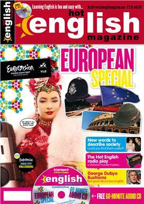 Hot English 2007 №69 May