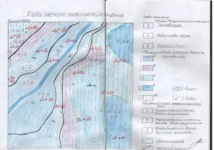 РГР з дисципліни Інженерна геологія