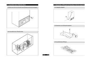 Холодильник SAMSUNG SR-S25/26NTA SR-S24/25/27FTA SR-S24/25/27DTA