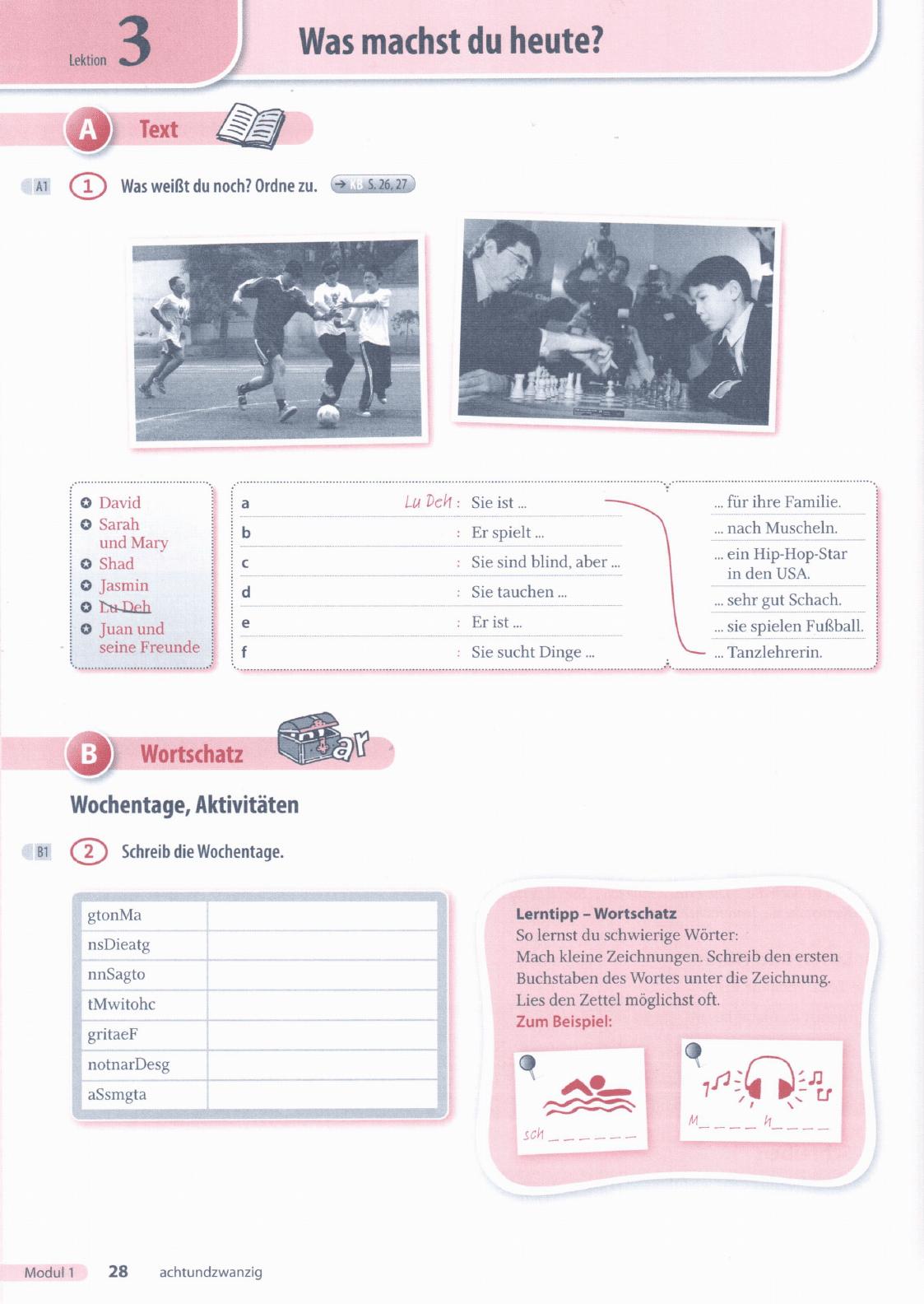 Ideen 1. Arbeitsbuch